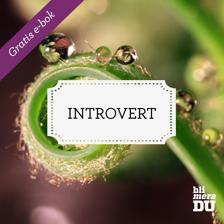 Introvert - en gratis e-bok